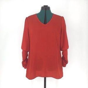 Cabi Clothing Aurora Blouse, #5709, Medium